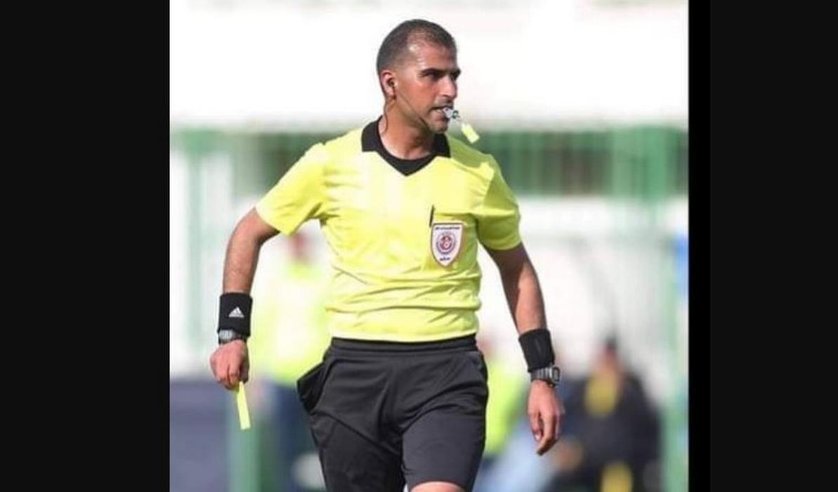الجامعة التونسية لكرمة القدم تجمد نشاط الحكم مجدي بلحاج علي
