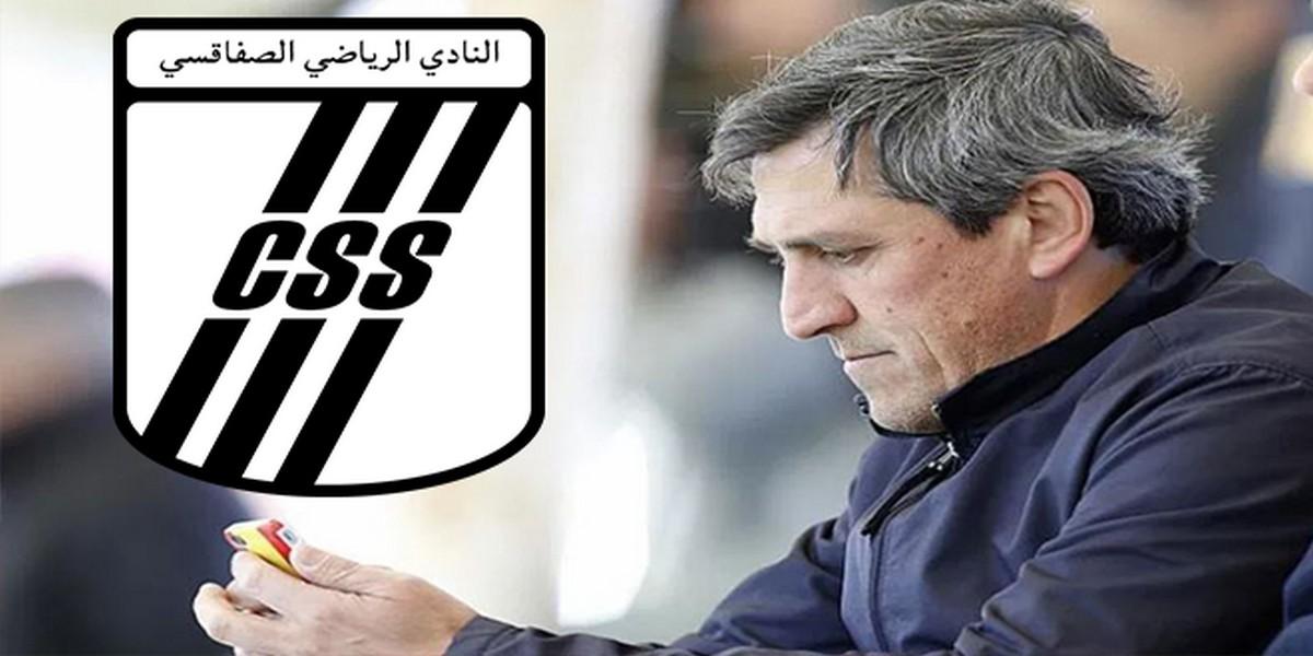 النادي الصفاقسي يجدد ثقته في المدرب الاسباني بيبي مورسيا