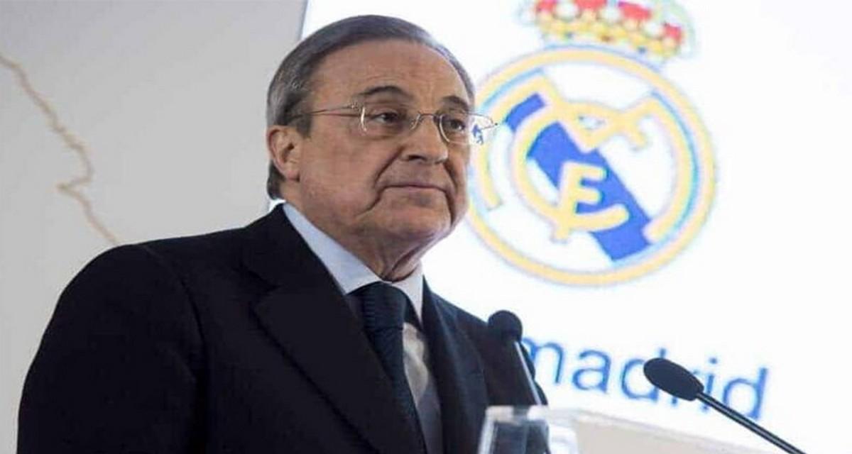 اعادة انتخاب فلورنتينو بيريز رئيساً لنادي ريال مدريد حتى 2025