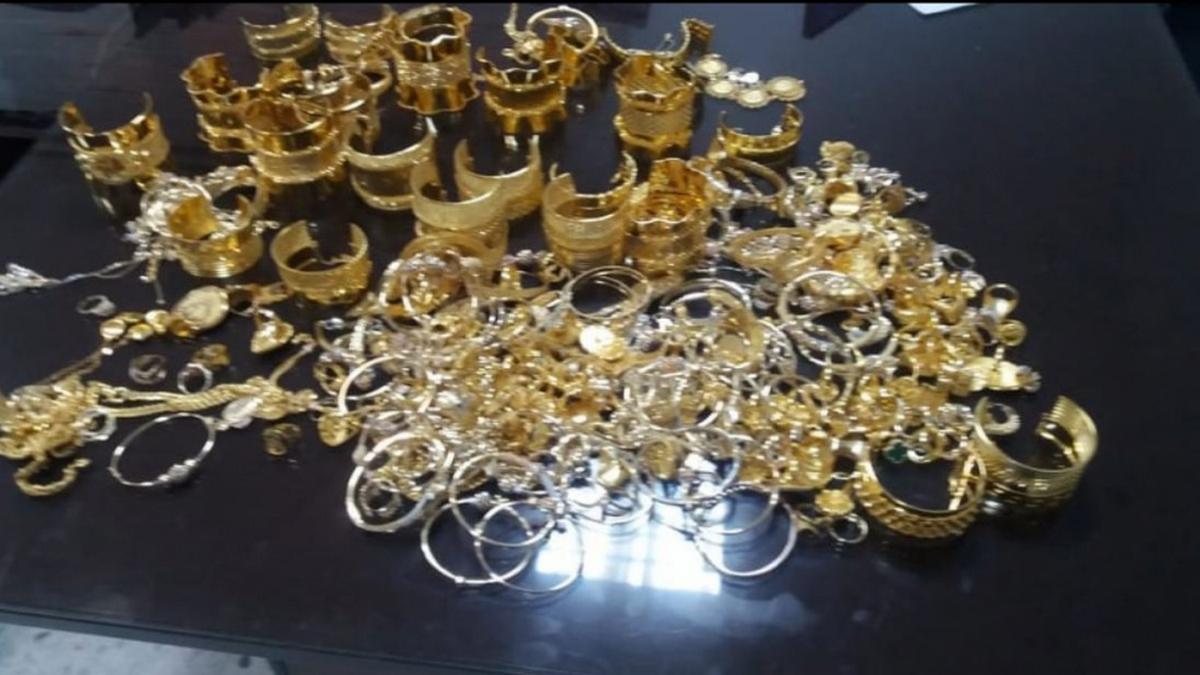 بن قردان: حجز كمية من الذهب و 8 بنادق صيد
