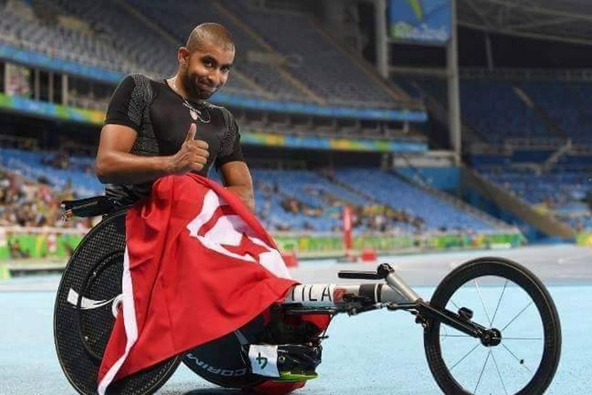 انجاز تاريخي للبطل التونسي البارالمبي وليد كتيلة