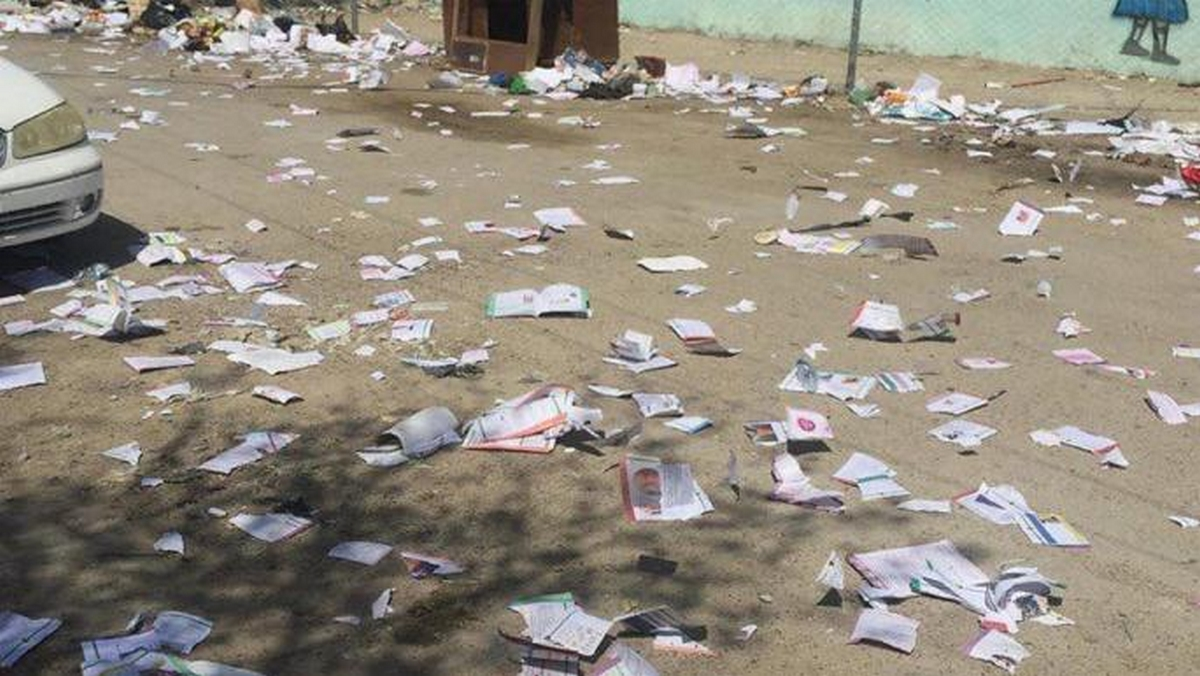 صفاقس: ظاهرة تمزيق الكتب المدرسية في استفحال