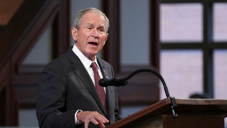 مؤسسة بوش تلقت 5 ملايين دولار من اللوبي الصيني