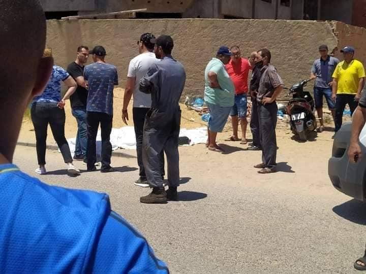 صفاقس وفاة كهل دهسا تحت عجلات شاحنة ثقيلة