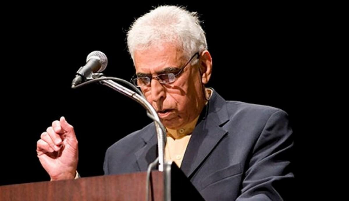 الشاعر العراقي سعدي يوسف في ذمّة  الله