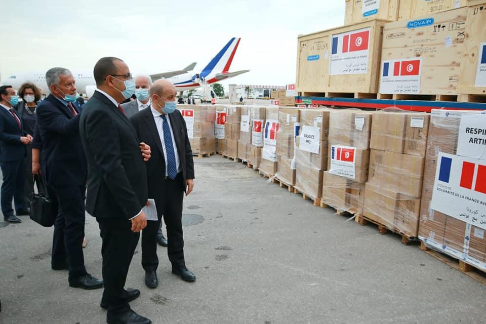 هبة فرنسية 3 وحدات لإنتاج الاوكسيجين موجهة لمستشفيات صفاقس سيدي بوزيد وتطاوين