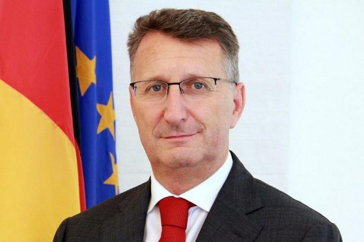 سفير  المانيا يتوجه  بالشكر لتونس