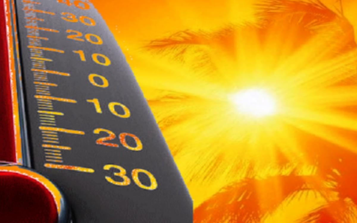 صفاقس :تواصل  ارتفاع درجات  الحرارة