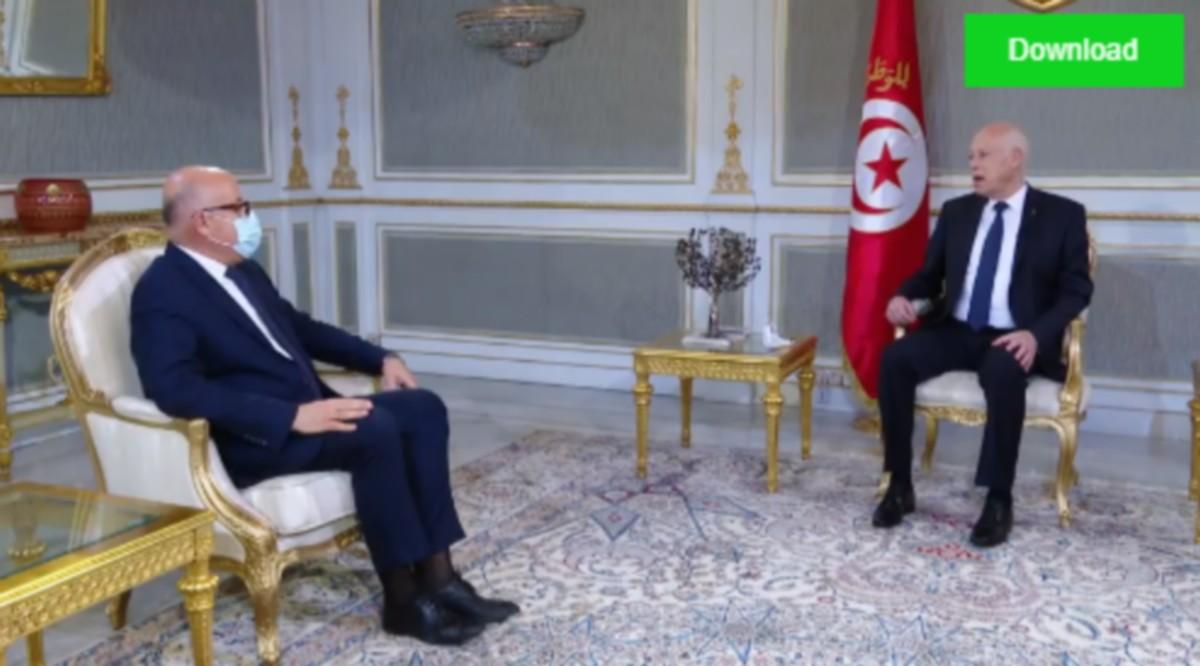 سعيّد لوزير الصحة المقال: ما حصل أمس جريمة ارتكبت في حق التونسيين