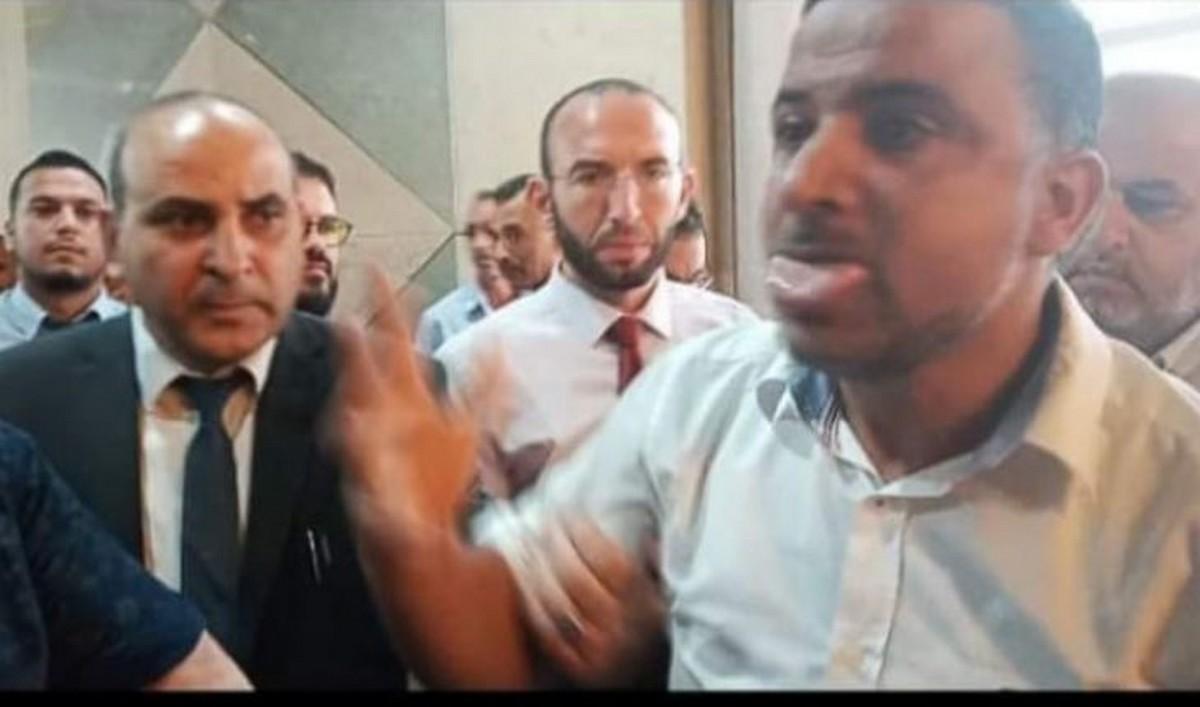 مخلوف في تدوينة له يصف خصومه بالكلاب  وعبيد الانقلابات