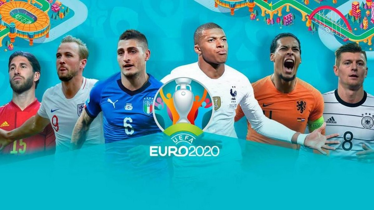 التشكيلة المثالية لمنافسات يورو 2020