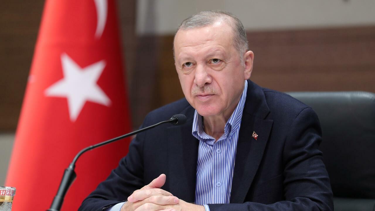 """أردوغان ينتقد ما وصفها بـ """"حفنة"""" من الدول المنتصرة في الحرب العالمية الثانية"""