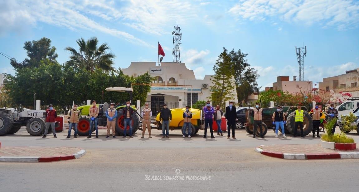 الصخيرة : المؤسسات التربوية تستعد للعودة المدرسية