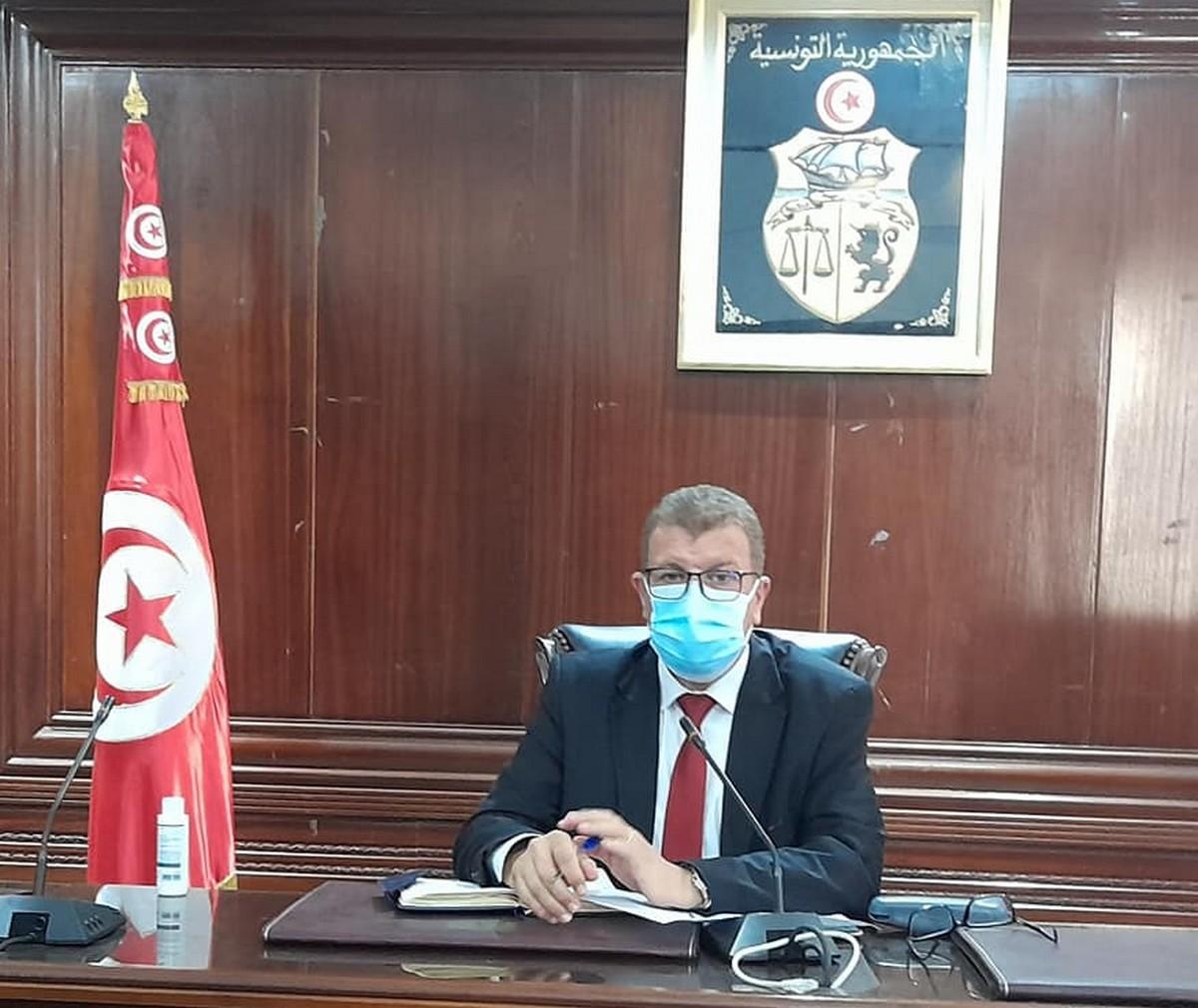 صفاقس:عبد الباسط منصري  يشرف على جلسة عمل اللجنة الجهوية للسلامة المرورية