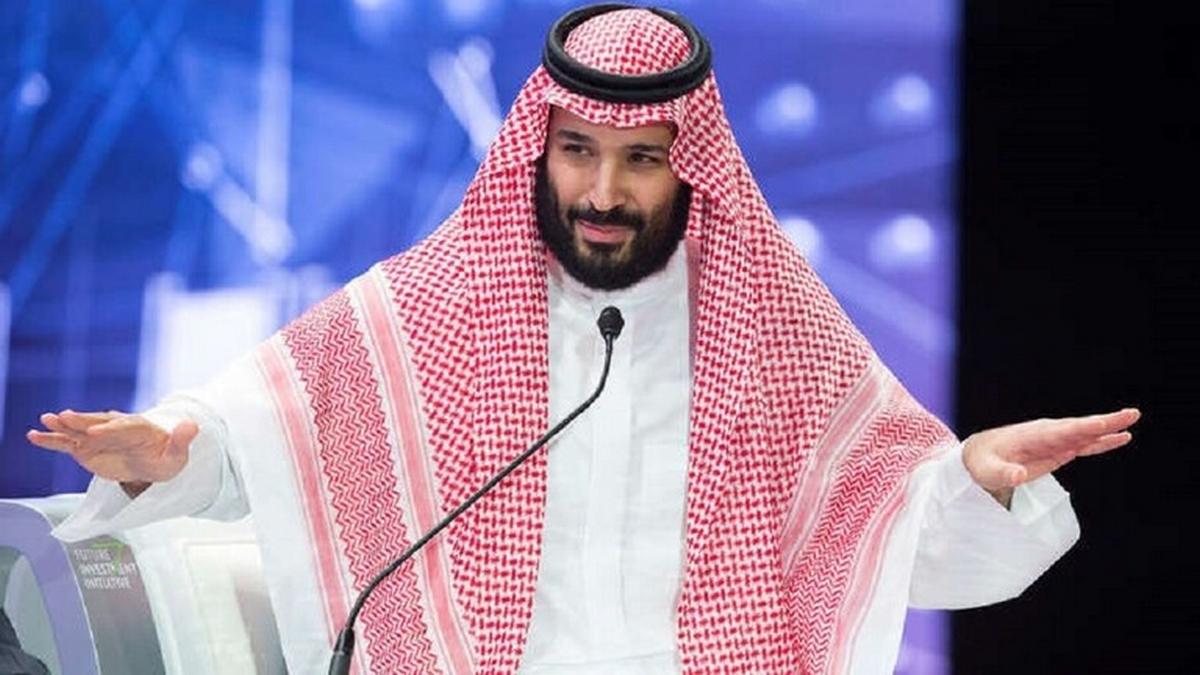 ولي العهد السعودي  يهنأ الرئيس بعيد الجلاء