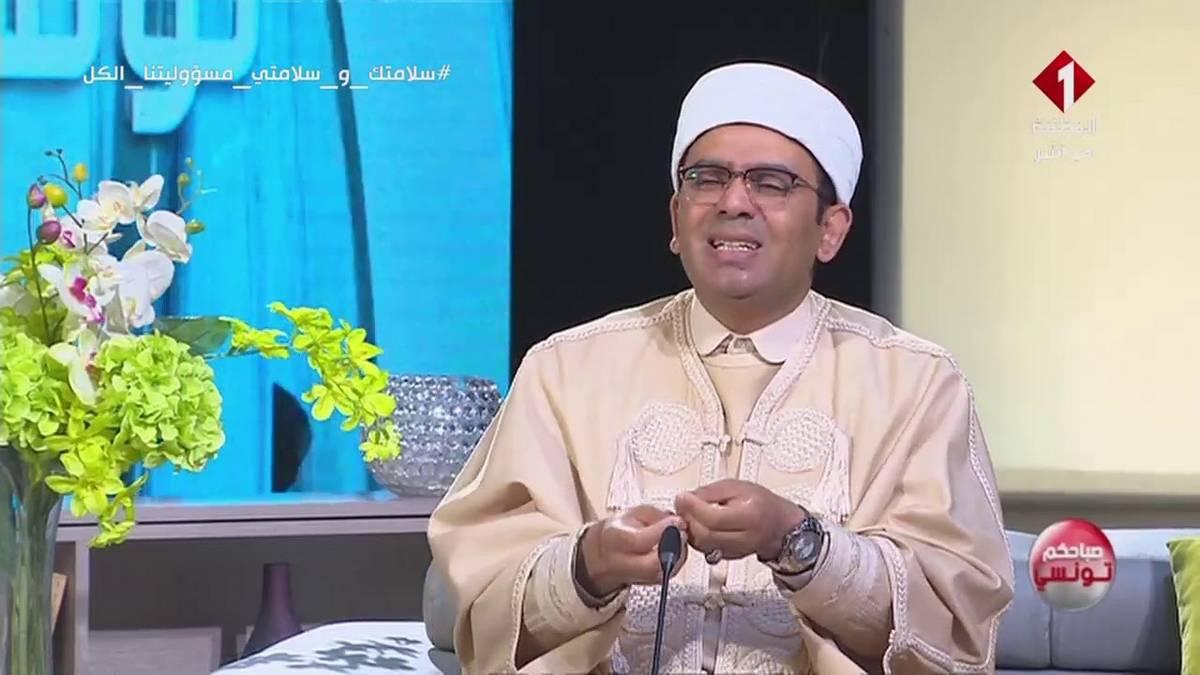 السيرة الذاتية لوزير الشؤون الدينية إبراهيم الشايبي