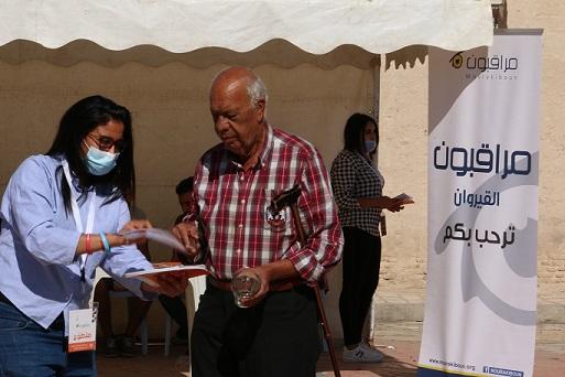 تواصل الحملة التحسيسية للنفاذ إلى القضاء الإداري في القيروان والقصرين