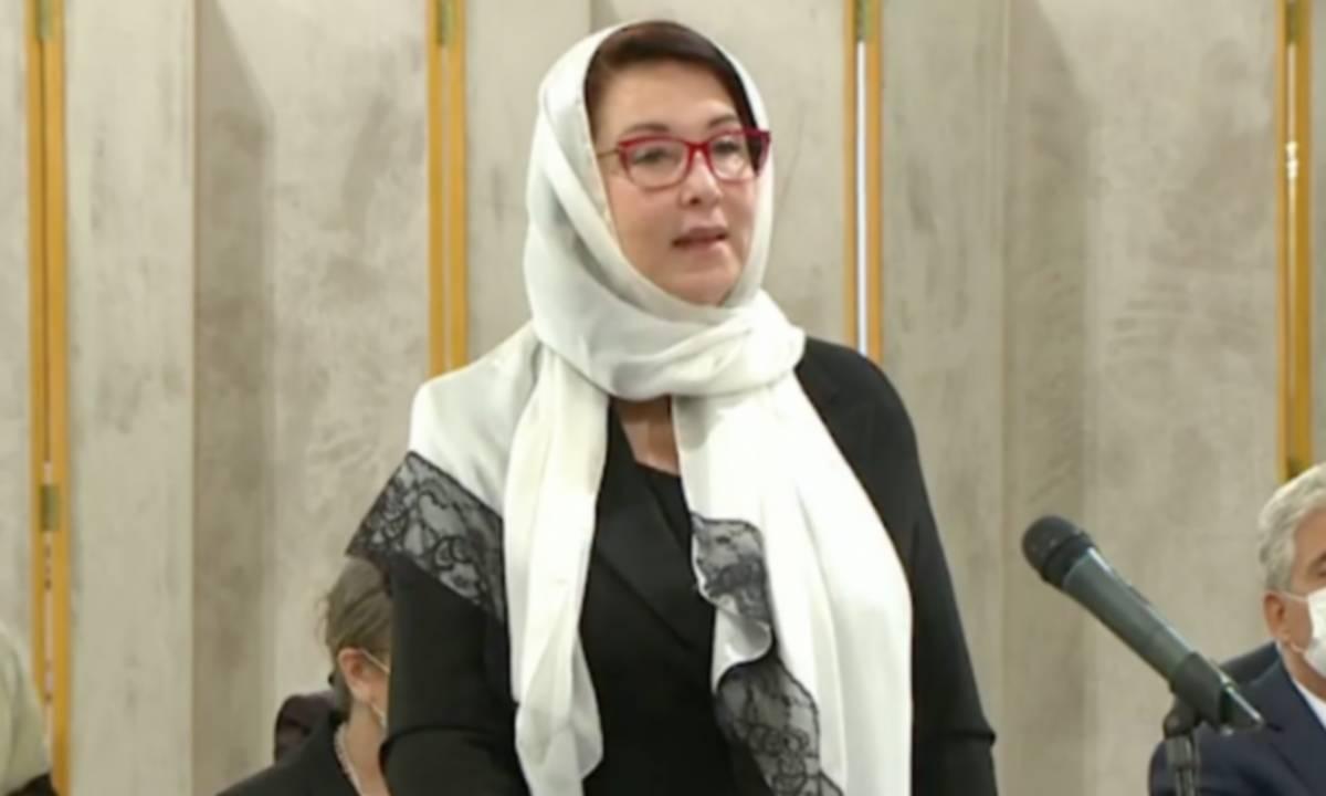حياة قطاط قرمازي وزيرة للشؤون الثقافية