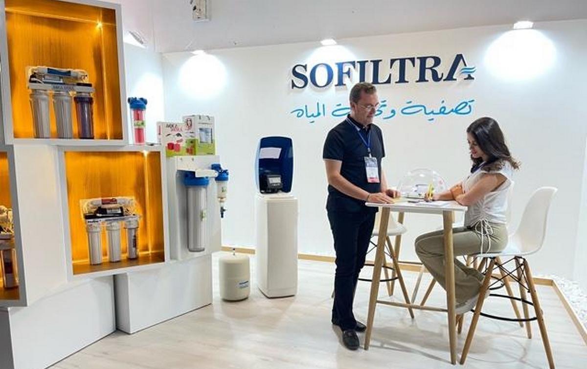 مشاركة مميّزة لمؤسسة سوفيلترا SOFILTRA  في الصالون المتوسطي للبناء بصفاقس في دورته 16