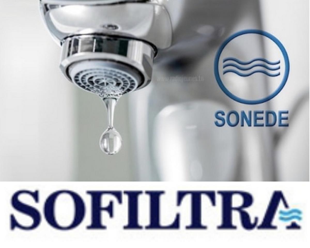 في ظّل الإنقطاعات المتكررة لمياه الصوناد سُوفيلترا توفر لكم الحلّ الأمثل