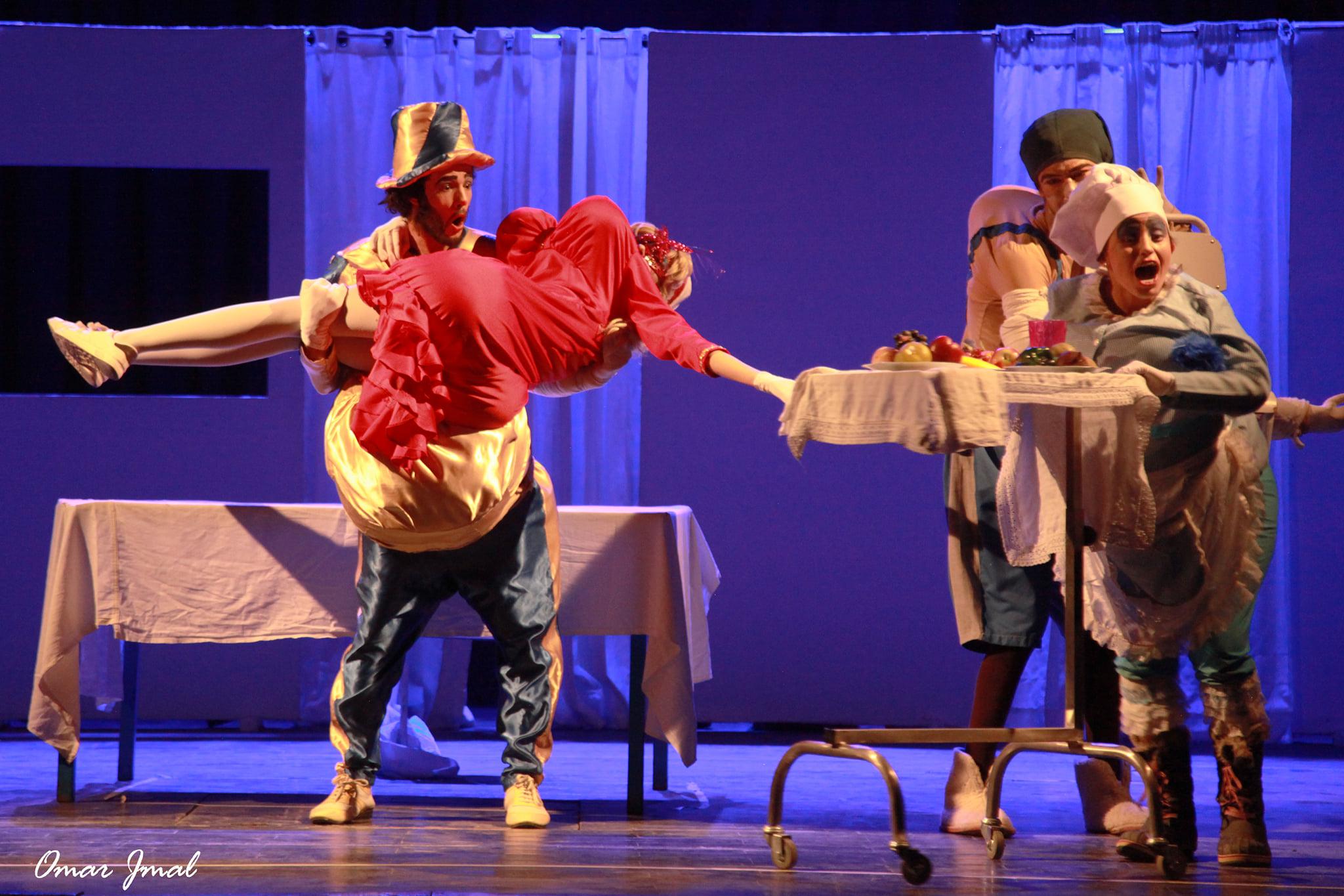 مسرحية الزردة لجمعية مسرح بلا حدود بصفاقس جاهزة للعرض