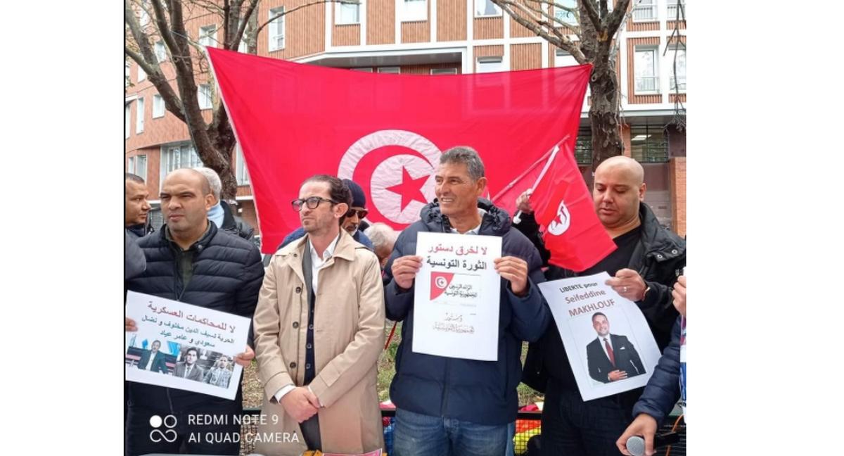 سهام بادي من باريس : سيعود البرلمان حتى الإعداد لإنتخابات سابقة لأوانها